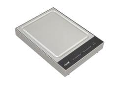 Piano cottura a induzione in acciaioOGNIDOVE C/7325445 TEPPAN/INOX - FOSTER