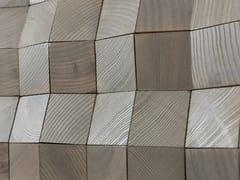 Rivestimento tridimensionale modulare in legnoOKLAHOMA V1 - NEXT LEVEL DESIGN STUDIO