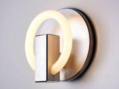 Applique a LED in alluminio OLAH RD -