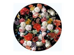 Stampa artistica in PET riciclatoOLD FLOWERS - MONDIART INTERNATIONAL