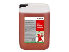 Olio minerale raffinato per filettare tubiOlio minerale per utensili da taglio - WÜRTH