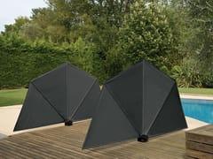 Schermo divisorio da giardino in tessuto tecnicoOM | Schermo divisorio da giardino - CALMA