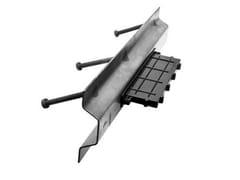 Giunto di costruzione/riparazione per pavimenti industrialiOMEGA 03NB 5D - EDILIZIA SERVIZI