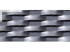 Rete stirata per rivestimento di facciataOMEGA - FILS