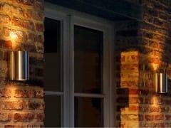 Lampada da parete per esterno a luce diretta in acciaio inoxOMEGA - ROYAL BOTANIA