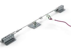 Piastra di fissaggio modulare per ancoraggioOMEGA SAFE - BIN SISTEMI