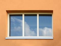 Finestra a battente in legno con triplo vetro OMERO | Finestra a battente - Omero
