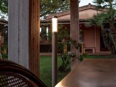 Paletto luminoso a LED in PMMAON-LINE 70 | Paletto luminoso - KRILADESIGN