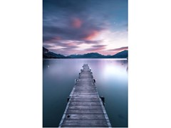 Stampa fotografica ON THE ANNECY PONTOONS - ARTPHOTOLIMITED