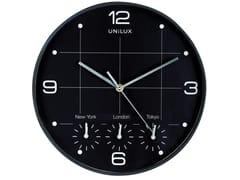 Orologio in plastica da pareteON TIME - FAVORIT