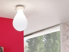Plafoniera a LED a luce diretta in polietileneONA 6193 - MILAN ILUMINACIÓN