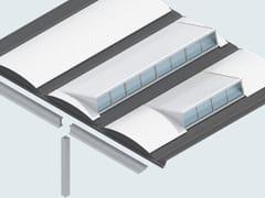 Copertura prefabbricata in cemento armato precompressoONDAL NEW - MANINI PREFABBRICATI