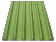 Lastre da copertura in monostrato di fibre naturali bitumateONDULINE DURO SX 35 - ONDULINE ITALIA