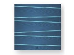 Quadro in legno intarsiato ONE COLORS - DOLCEVITA LINES