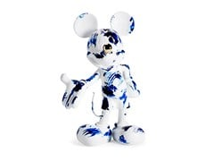 Scultura in resina ONE MINUTE MICKEY - LEBLON DELIENNE