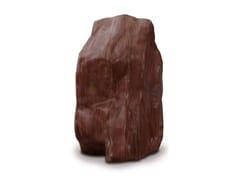 Scultura in pietra naturaleONICE ROSSO SANGUE - GRANULATI ZANDOBBIO