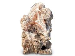 Scultura in pietra naturaleONICE TRAVERTINO - GRANULATI ZANDOBBIO