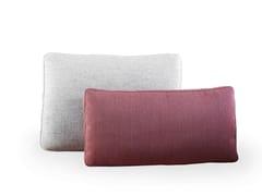 Cuscino sfoderabile in tessuto OORT   Cuscino rettangolare - OORT