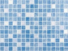 Mosaico in vetro per interni ed esterniOPALESCENT AZUL CELESTE - ONIX CERÁMICA