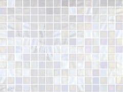 Mosaico in vetro per interni ed esterniOPALESCENT BLANCO - ONIX CERÁMICA