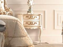 Comodino laccato con cassetti OPERA | Comodino - Opera