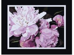 Tappeto a fiori rettangolare in lanaCLEOPATRA FRAME - BLOSS
