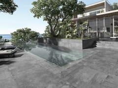 Pavimento in gres porcellanato effetto cementoÓPERA - EXAGRES