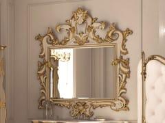 Andrea Fanfani, OPERA | Specchio con cornice  Specchio con cornice
