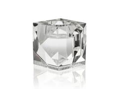 Portacandele in cristallo OPHELIA CLEAR -