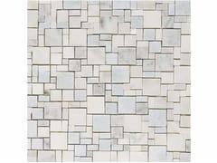 Mosaico in marmo OPUS AZZURRO - Classic
