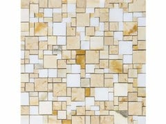 Mosaico in marmo OPUS GIALLO - Classic
