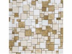 Mosaico in marmo OPUS MARRONE - Classic