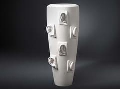 Vaso in ceramica ORECCHIE DAVID | Vaso - David by Michelangelo