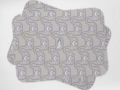 Tovaglietta rettangolare in PVCORGAN-IZER BURP! | Tovaglietta - PPPATTERN
