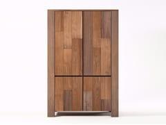 Credenza in legno con ante a battente ORGANIK OR22-TMH | Credenza - Organik