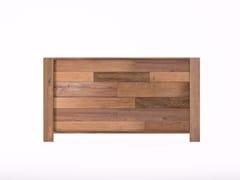 Testiera in legno per letto matrimonialeORGANIK OR29-TMH | Testiera - KARPENTER