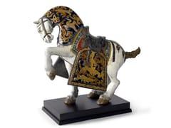 Soprammobile in porcellanaORIENTAL HORSE - LLADRÓ