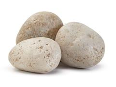 GRANULATI ZANDOBBIO, ORIENTAL | Ciottoli da giardino in pietra calcarea  Ciottoli da giardino in pietra calcarea