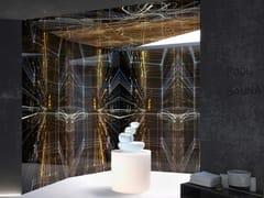 Pannello decorativo luminoso in PMMA con LED integratiORION - TECNOGRAFICA