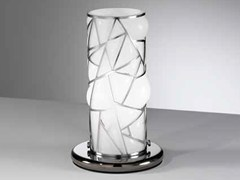 Lampada da tavolo in vetro di Murano ORIONE RT 387 - Orione