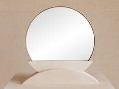 Specchio da tavolo in pietra leccese con corniceORIZZONTE - PIMAR