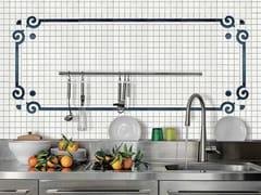 Mosaico in poliuretano per interni ed esterniORNAMENT FRAME - MYMOSAIC