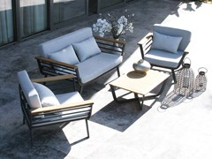 MOBIKA GARDEN, OSLO Lounge set da giardino
