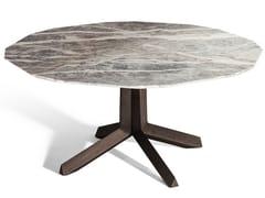 Tavolo da salotto in marmo OTHELLO | Tavolo in marmo - LA COLLEZIONE - Tavoli e sedie