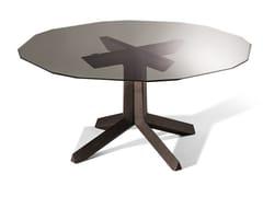 Tavolo da salotto in vetro OTHELLO | Tavolo - LA COLLEZIONE - Tavoli e sedie