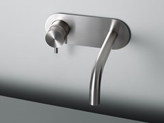 Miscelatore per lavabo a muro OTTAVO 13 25 - Ottavo