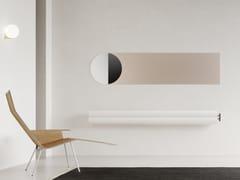 Termoarredo orizzontale in alluminio a pareteOTTOLUNGO WALL | Termoarredo orizzontale - CALEIDO
