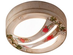 Plafoniera per esterno in ceramicaBRINDISI | Plafoniera per esterno - FERROLUCE