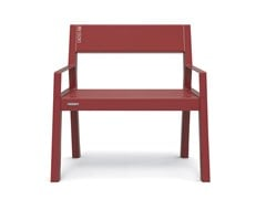 Seduta da esterni in acciaioCASTEO | Seduta da esterni - CITY DESIGN