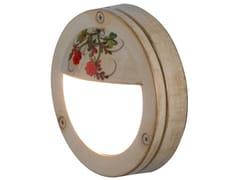 Applique per esterno in ceramicaBRINDISI | Applique per esterno - FERROLUCE